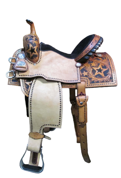 Barrel Saddle UBBR-005