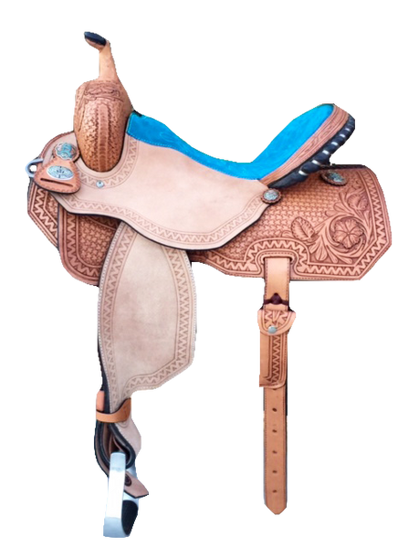 Barrel Saddle UBBR-008