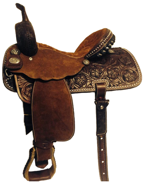 Barrel Saddle UBBR-009