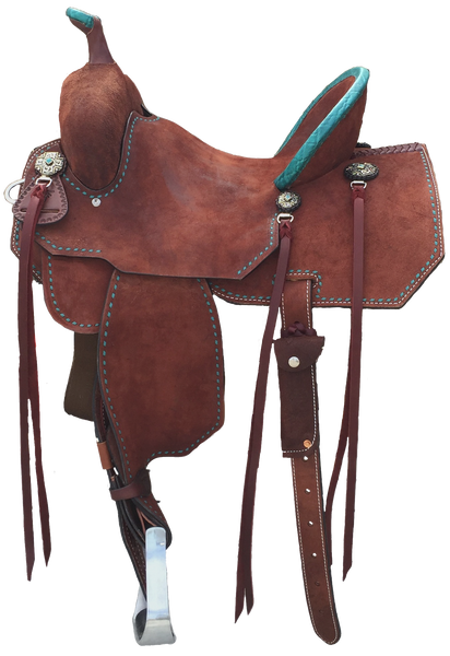Barrel Saddle UBBR-148