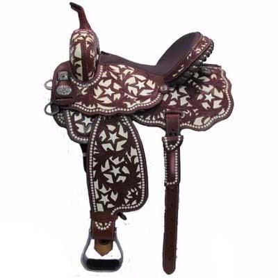 Barrel Saddle UBBR-015