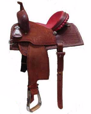 Barrel Saddle UBBR-016