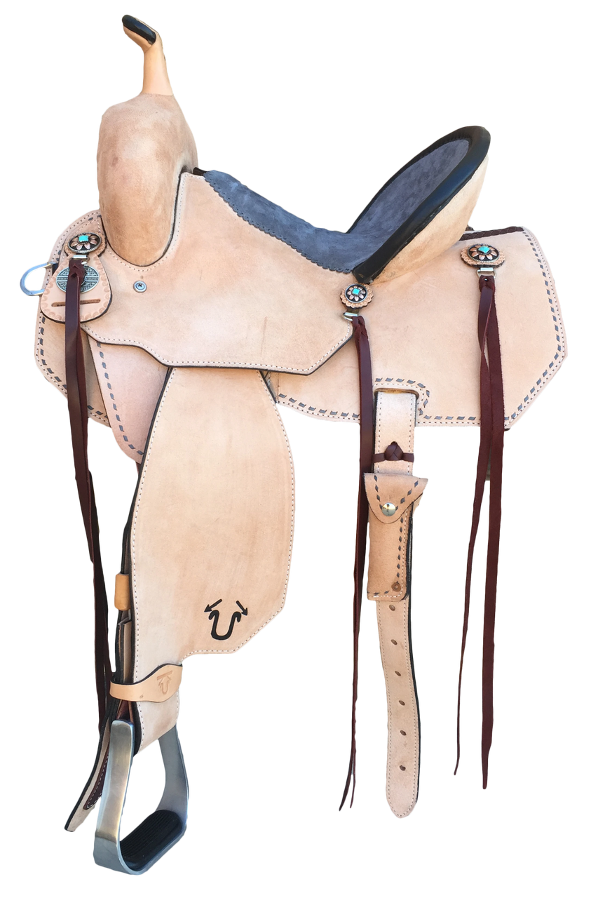 Barrel Saddle UBBR-019