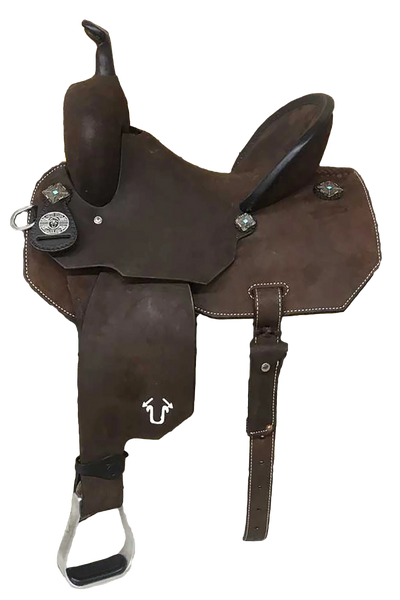 Barrel Saddle UBBR-024