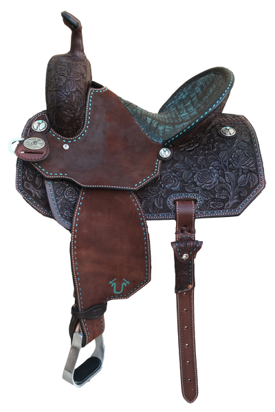 Barrel Saddle UBBR-025
