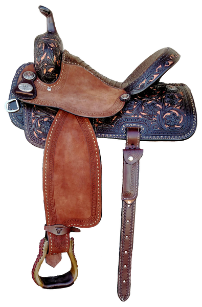Barrel Saddle UBBR-027