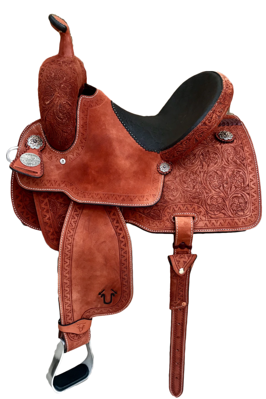 Barrel Saddle UBBR-028