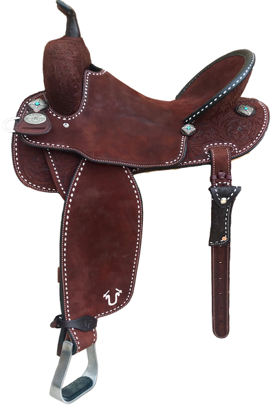 Barrel Saddle UBBR-031