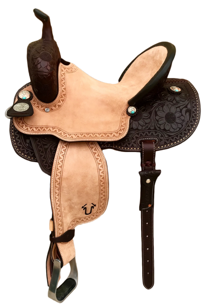 Barrel Saddle UBBR-037