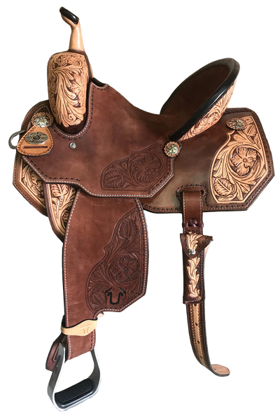 Barrel Saddle UBBR-042