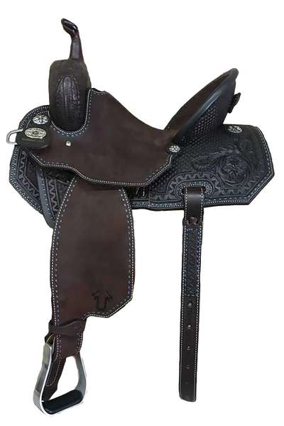Barrel Saddle UBBR-043