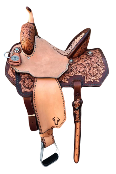 Barrel Saddle UBBR-045