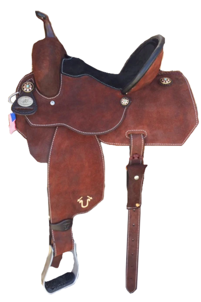 Barrel Saddle UBBR-049