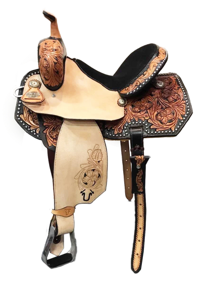 Barrel Saddle UBBR-052