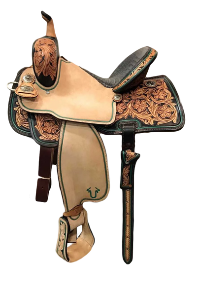 Barrel Saddle UBBR-053