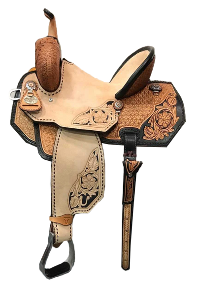 Barrel Saddle UBBR-054