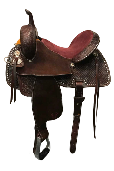 Barrel Saddle UBBR-055
