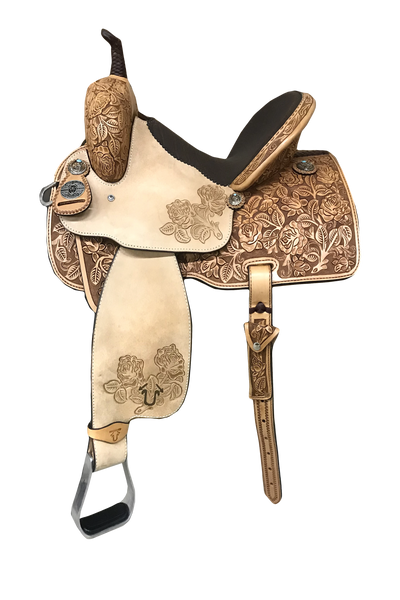 Barrel Saddle UBBR-056