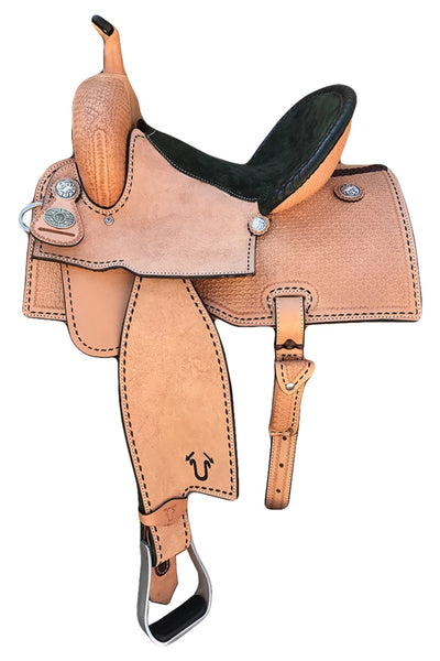 Barrel Saddle UBBR-057