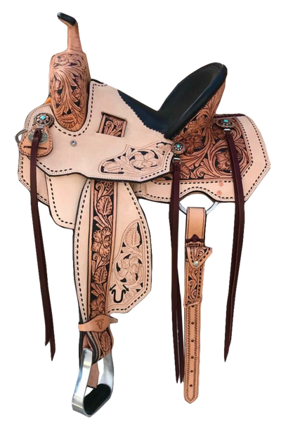 Barrel Saddle UBBR-060