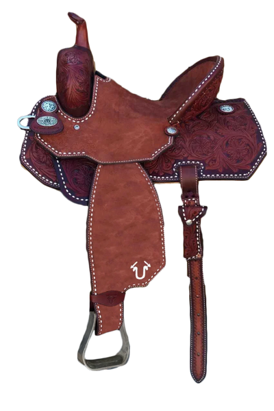 Barrel Saddle UBBR-062