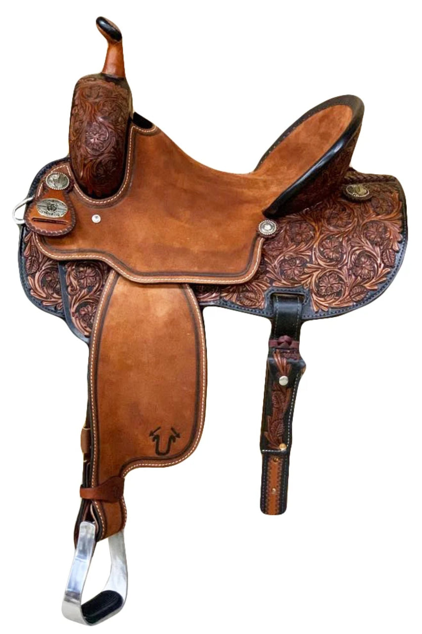 Barrel Saddle UBBR-065