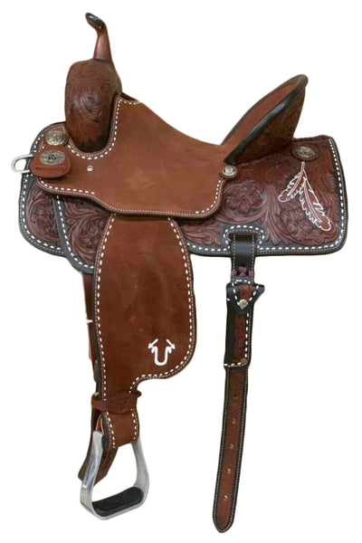 Barrel Saddle UBBR-066