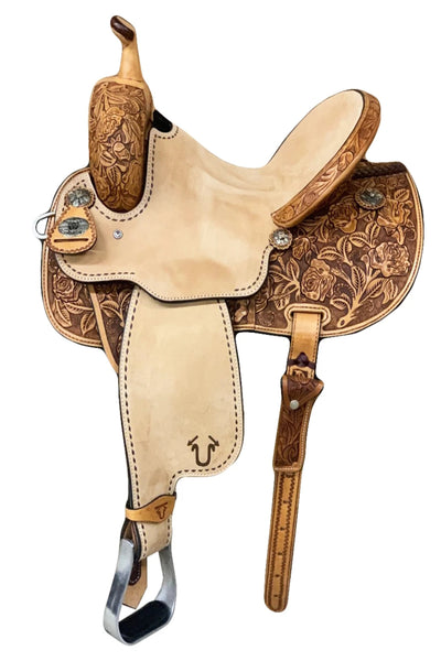 Barrel Saddle UBBR-067