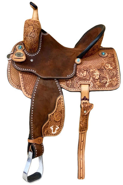 Barrel Saddle UBBR-068