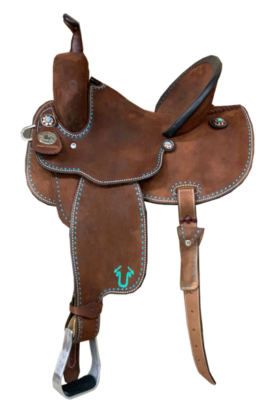 Barrel Saddle UBBR-069