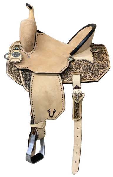 Barrel Saddle UBBR-070