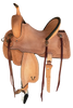 Barrel Saddle UBBR-071