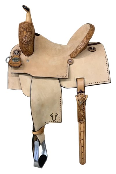 Barrel Saddle UBBR-073