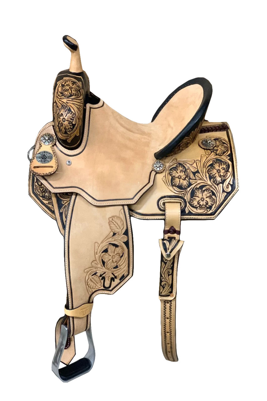 Barrel Saddle UBBR-074