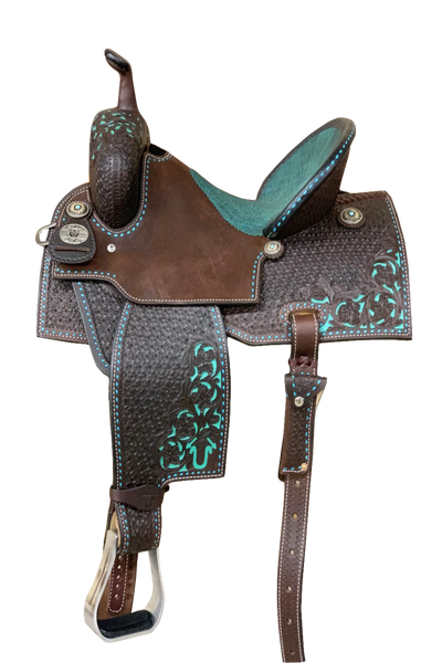 Barrel Saddle UBBR-061