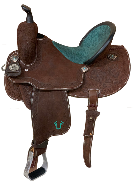 Barrel Saddle UBBR-079