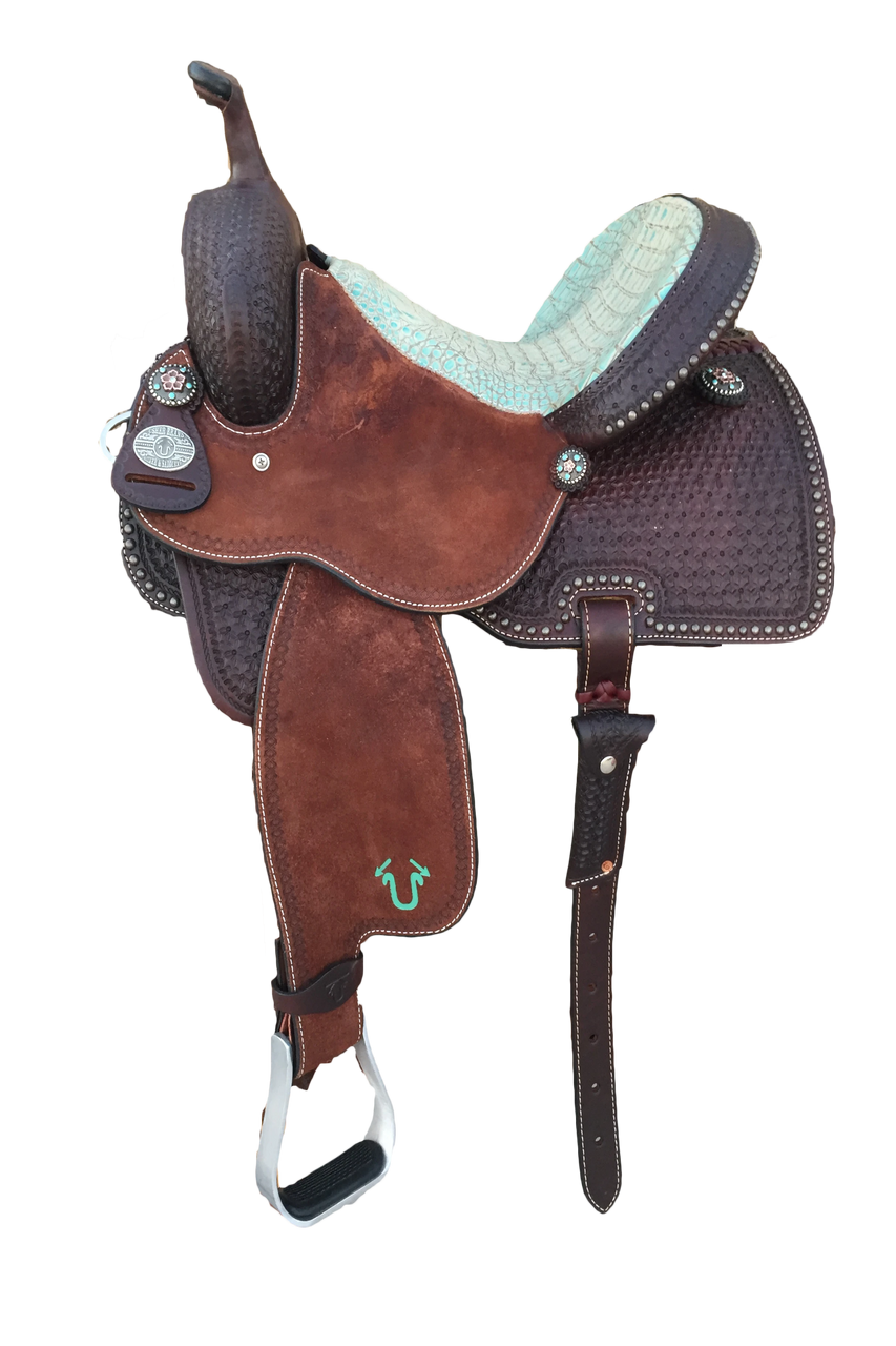 Barrel Saddle UBBR-185