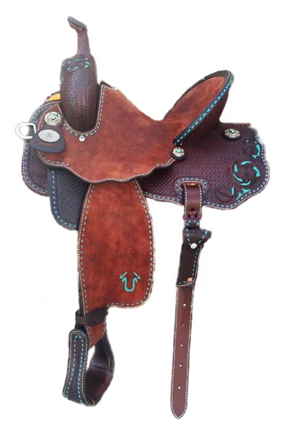 Barrel Saddle UBBR-218