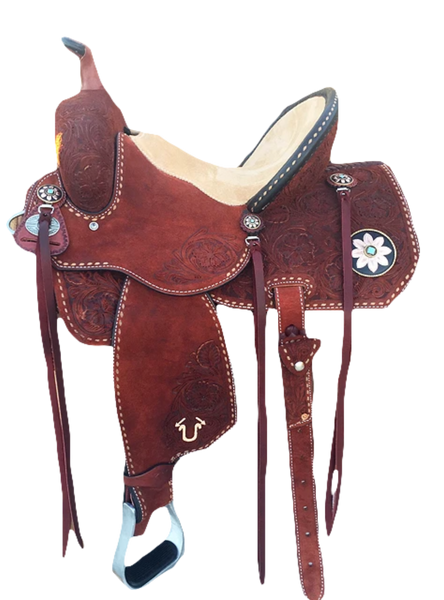 Barrel Saddle UBBR-326