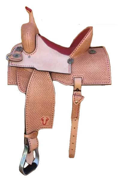 Barrel Saddle UBBR-338