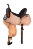 Barrel Saddle UBBR-385