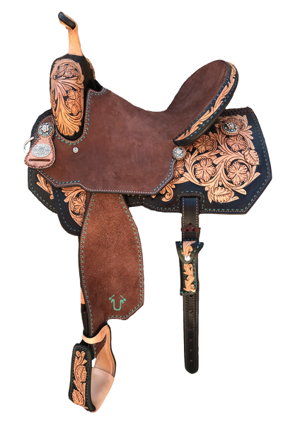 Barrel Saddle UBBR-387