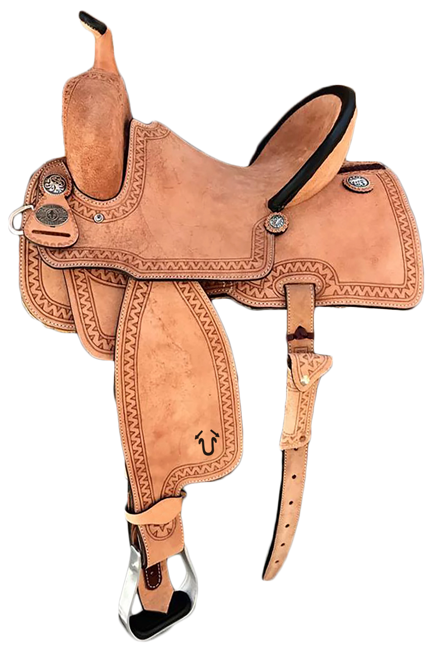 Barrel Saddle UBBR-026