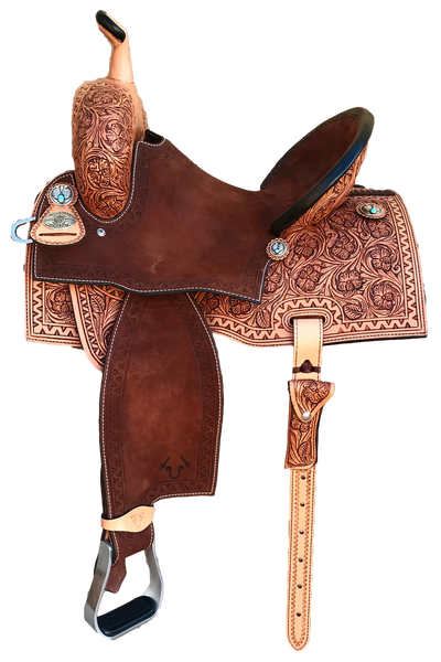 Barrel Saddle UBBR-894