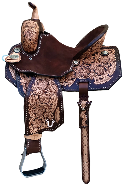 Barrel Saddle UBBR-029