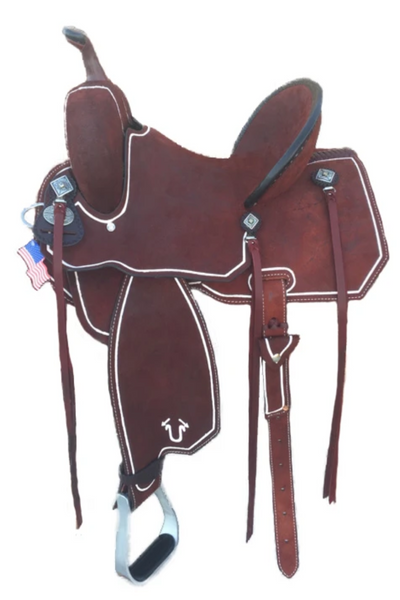 Barrel Saddle UBBR-198