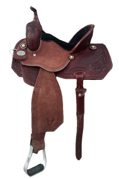 Barrel Saddle UBBR-247
