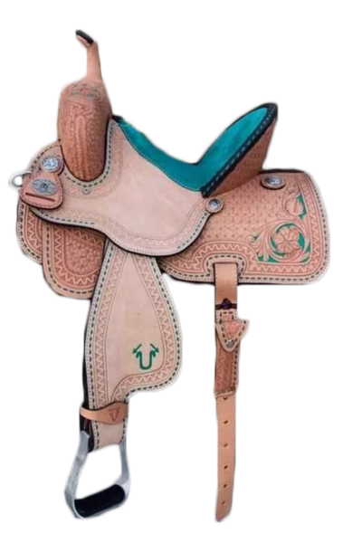 Barrel Saddle UBBR-337