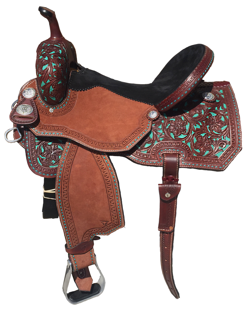 Barrel Saddle UBBR-022