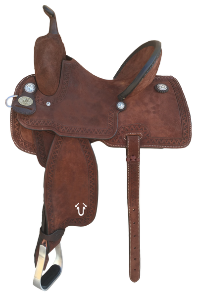 Barrel Saddle UBBR-032